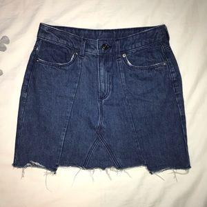 H&M Blue Jean Skirt 💙